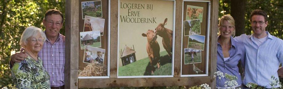Familie Woolderink